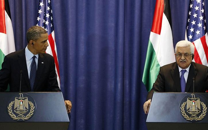 Obama And Abbas