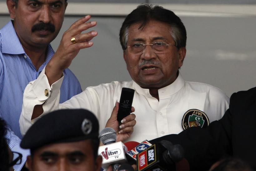 Musharraf March 2013