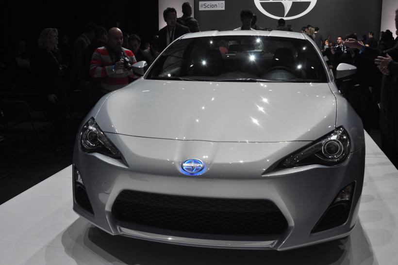 10 Series Scion FRS