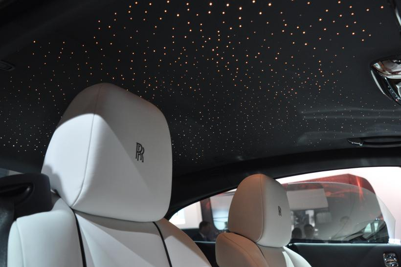 Rolls-Royce Wraith Roof Lining