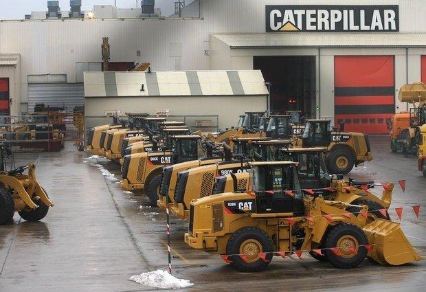 Caterpillar Layoffs Company Will Cut 11 Of Workers At