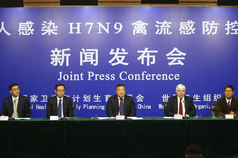 Chinese Press Conference