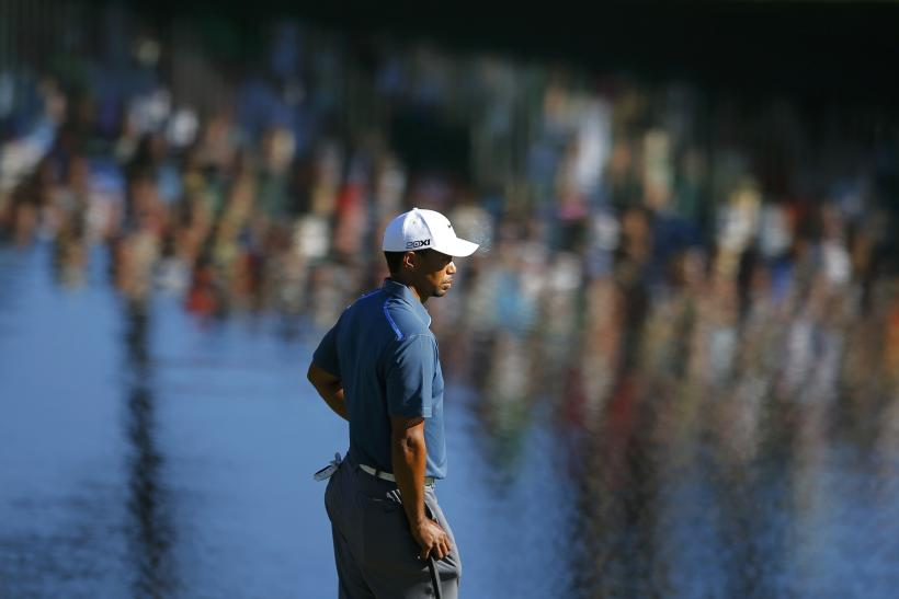 Tiger Woods Masters 2013 Final Round