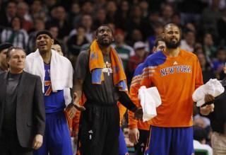 Amare Stoudemire Tyson Chandler