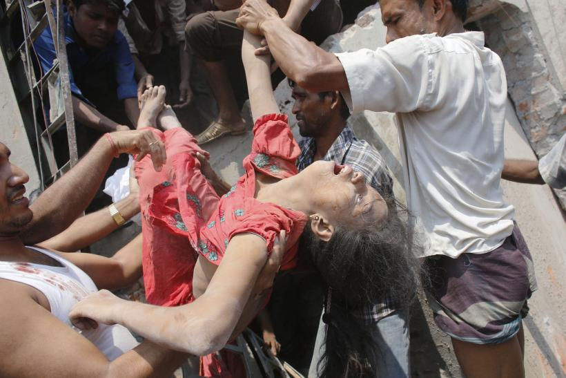 Building Collapse In Dhaka, Bangladesh Kills Over 80, Hundreds Injured, Dozens Feared Trapped In Debris