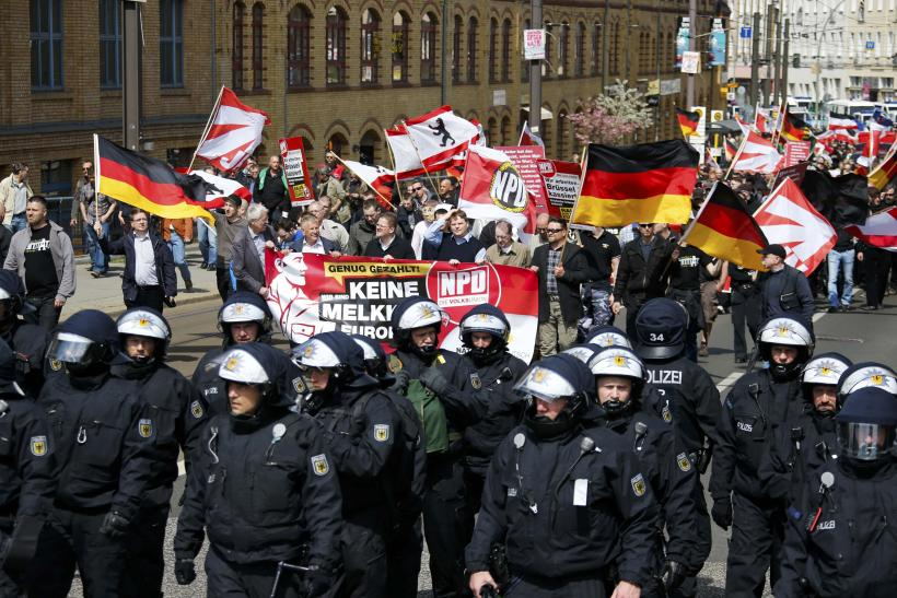 Berlin May Day