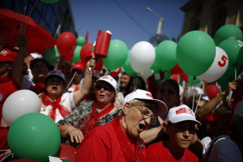 Bulgaria May Day