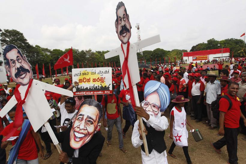 Colombo May Day