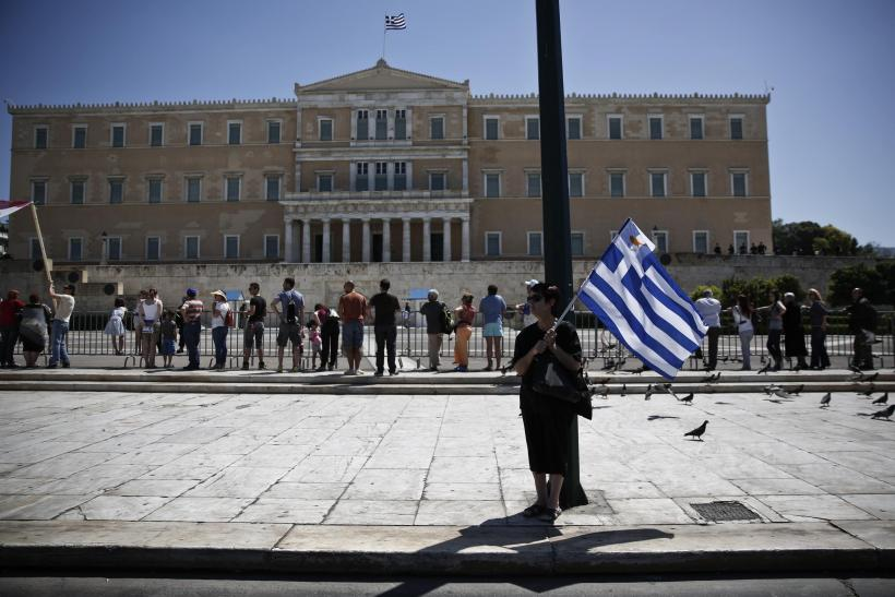 Greece May Day 2013