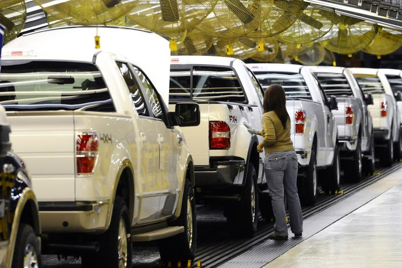 Ford F-150 Plant