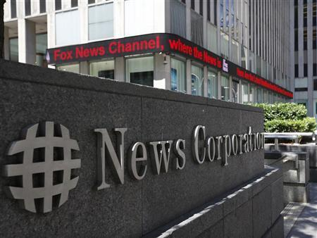 News Corp Building