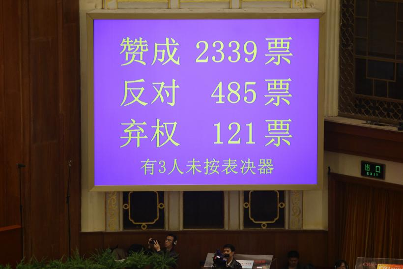 National People's Congress, China
