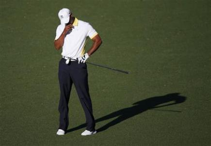 Tiger Woods Players Championship 2013