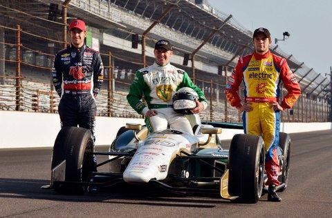 Indy 500 Andretti Carpenter Munoz
