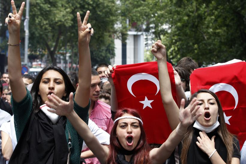 Turkey protests 3June2013