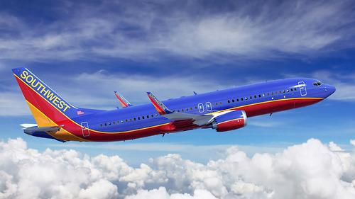 traveling southwest airlines