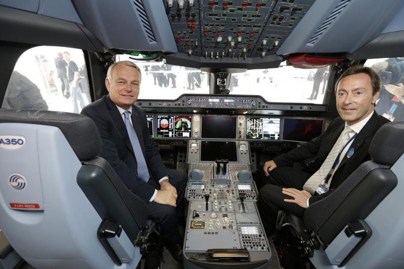Jean-Marc Ayrault and Fabrice Bregier