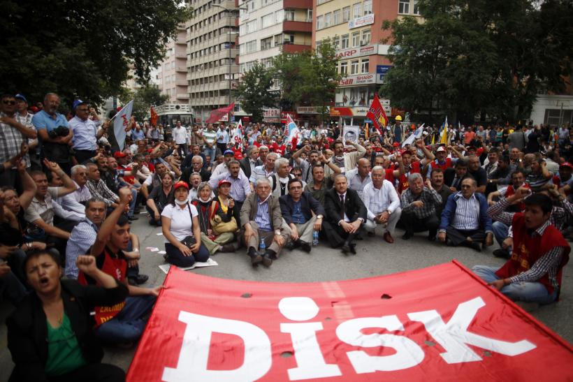 DISK Protest