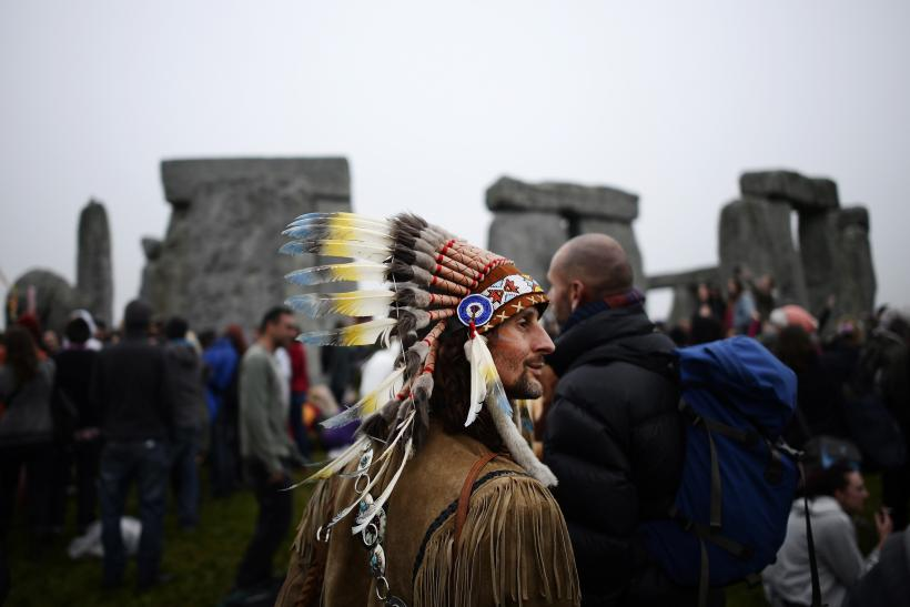 Summer Solstice at the ancient Stonehenge