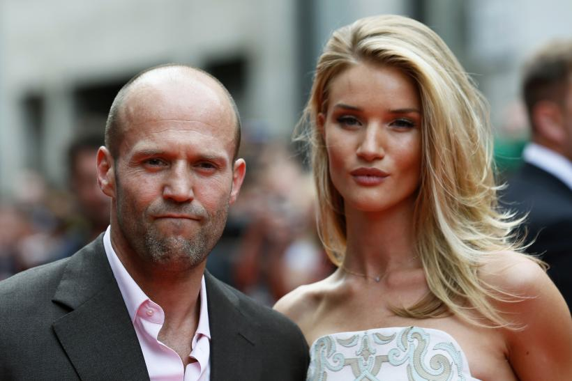 Girlfriend of Jason Statham