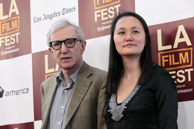Wife of Woody Allen