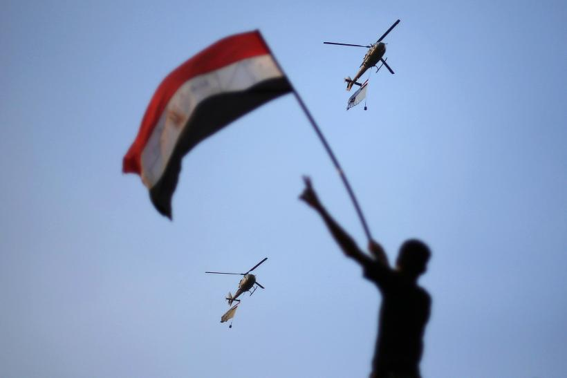 Flag helicopters Egypt