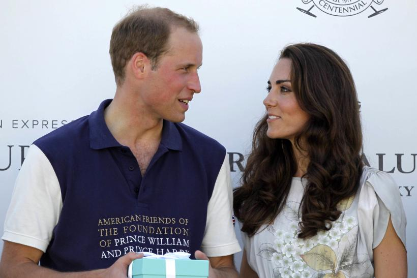Will Prince William Miss The Birth Of His Child?