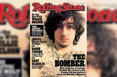 Does Rolling Stone Cover Glorify Tsarnaev?