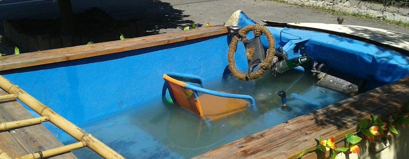 One Way To Beat The Heat Pool Car