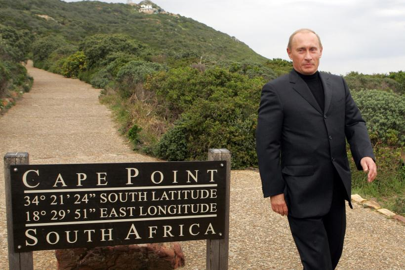 Africa Immune From Russian Economic Crisis, For Now