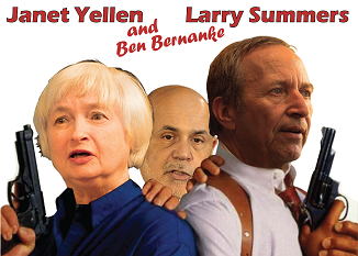 Bernanke by Lisa 2