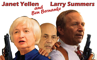 Bernanke by Lisa 3