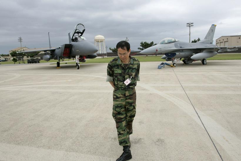 South Korean Air Force