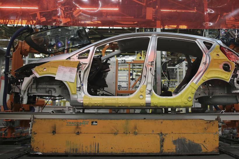 Ford assembly in Brazil
