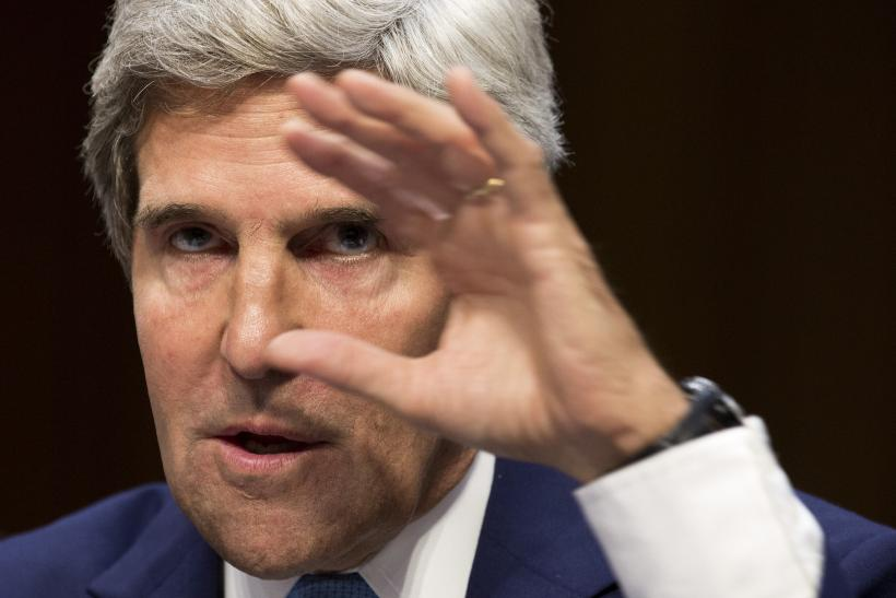 Kerry Before Foreign Relations Committee