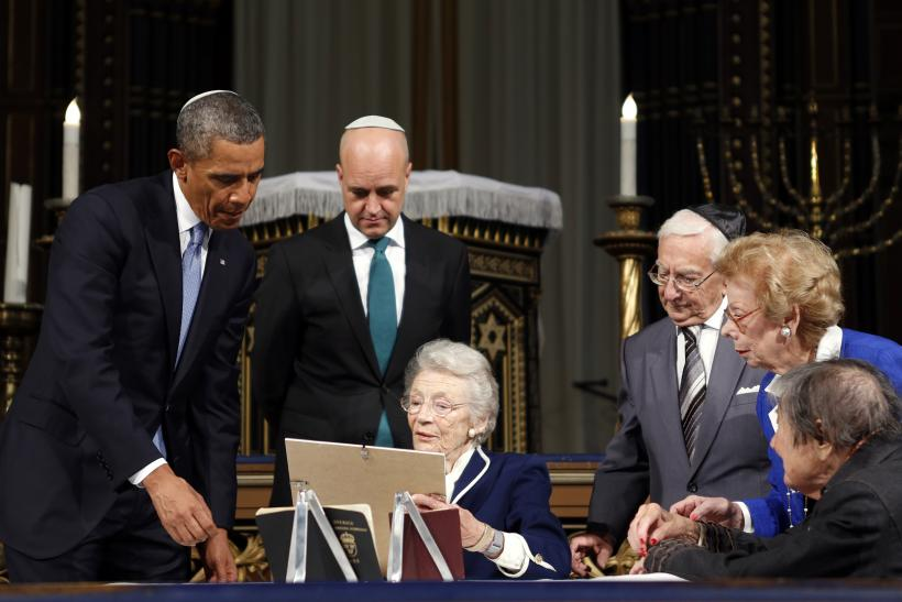Obama Wallenberg Sweden 4Sept2013