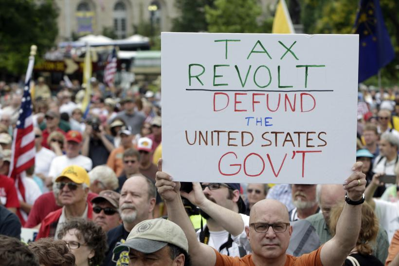 Tea Party Rally June 2013