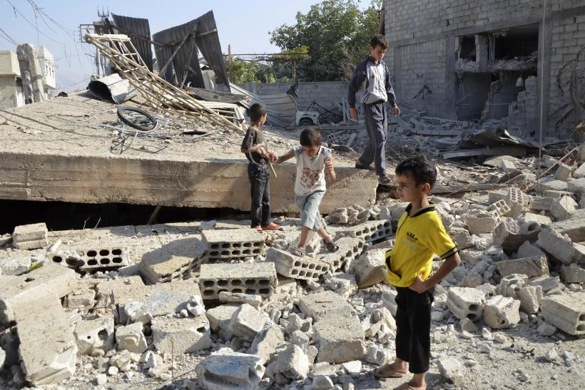 Syria Damascus 4Sept2013