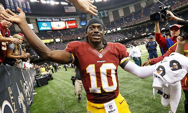 Rober Griffin III