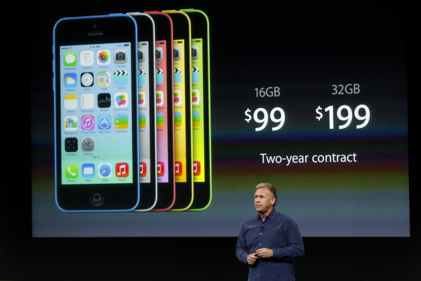 iPhone prices sept 2013