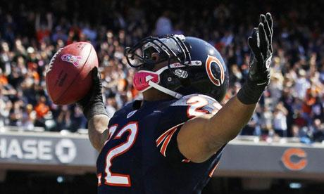 Matt Forte Chicago Bears