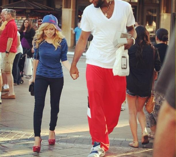 Jennette McCurdy Boyfriend: 'Sam & Cat' Actress Talks Andre Drummond ...