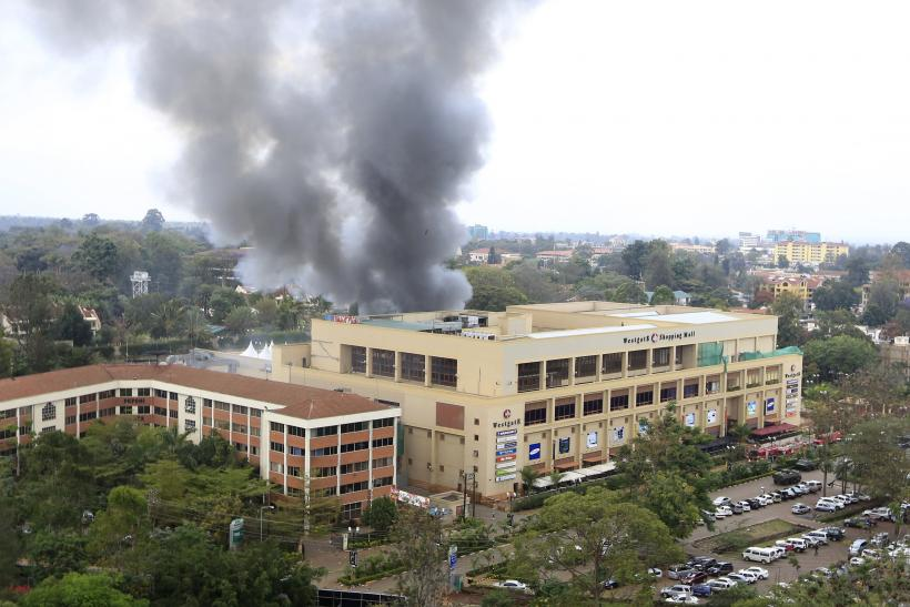 Westgate Shopping Mall Nairobi