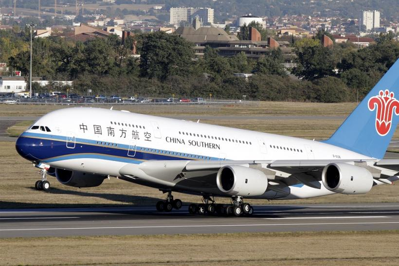 A380 China Southern Airline 2011 2
