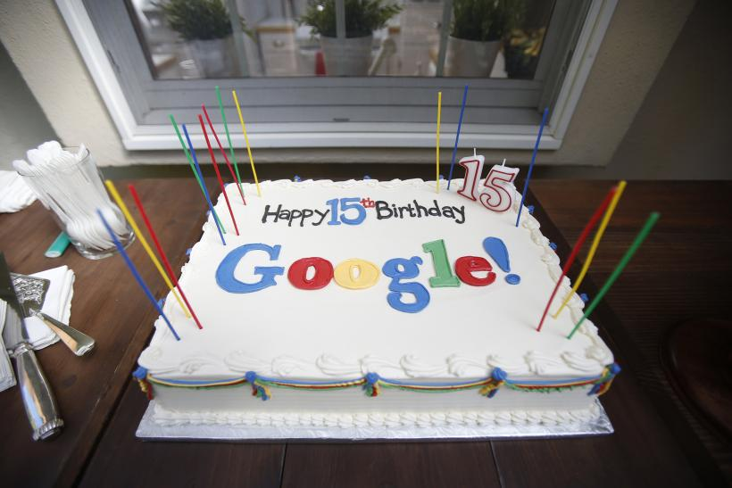 Google's Unveils New Search Engine Hummingbird On Its 15 Birthday (Photos)