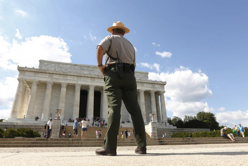 National Parks Closed Government Shutdown