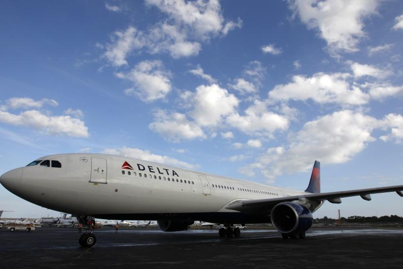 The Delta Airlines Charter