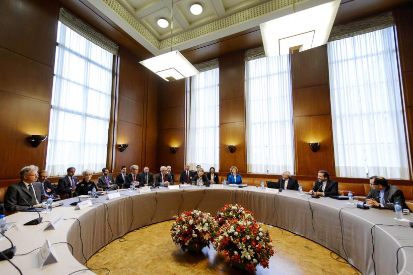 Iran_Nuclear Talks_Geneva