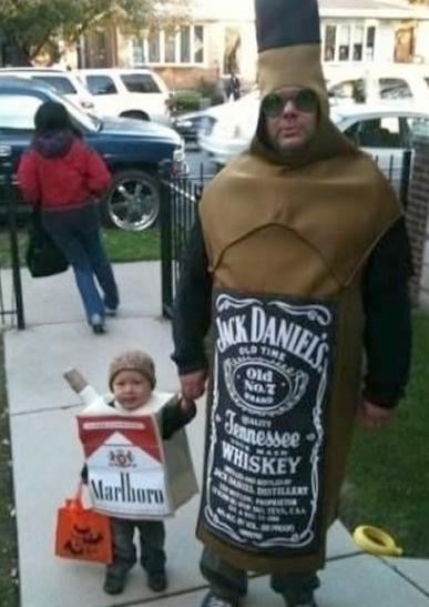 Most Outrageously Inappropriate Kids Halloween Costumes [