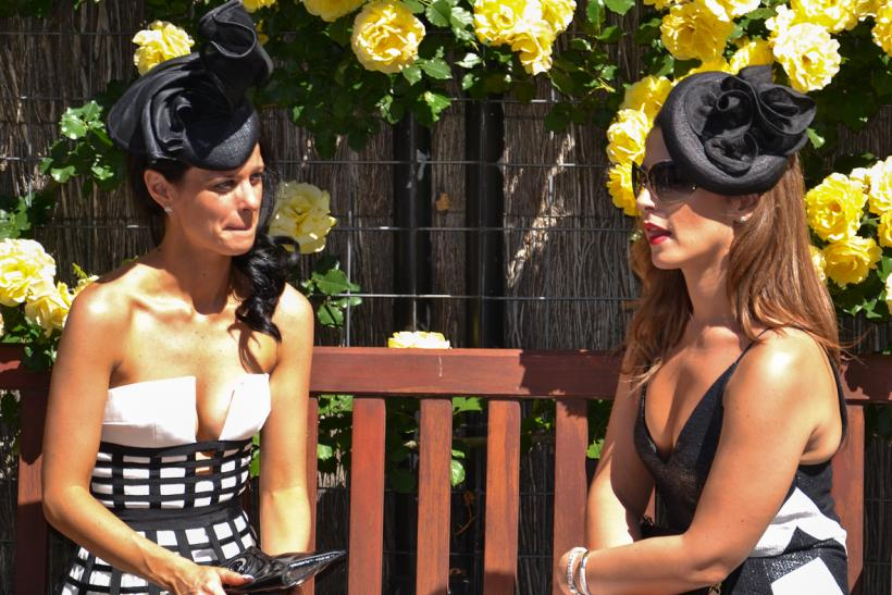 Melbourne Cup Carnival 2013